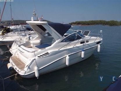 Charter Motorboat Sealine 28 Split