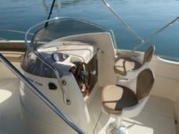 Poseidon Blue Water 540 in Trogir for hire