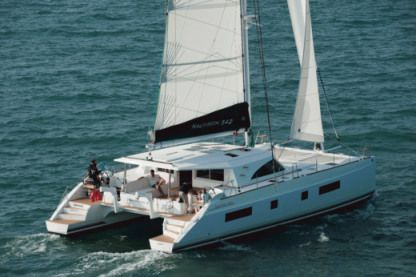 Location Catamaran Bavaria Nautitech 542 Ajaccio