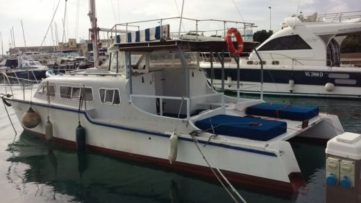 Catamarano Tom Lack Catalac 900 tra privati