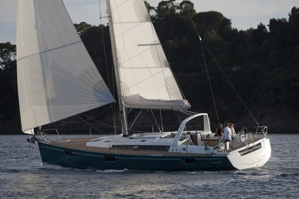 Rental Sailboat BENETEAU OCEANIS 48 Furnari