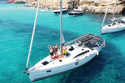 Rental Sailboat Elan Impression 45 Valletta