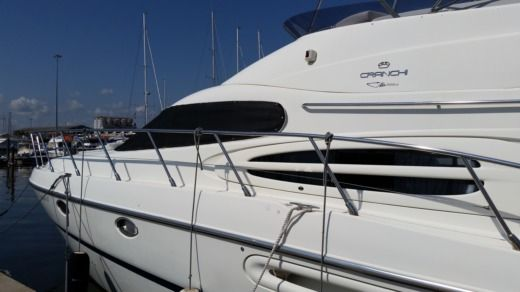 Cranchi Atlantique 48 in Venice for hire