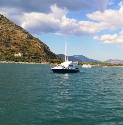 Charter Motorboat Raffaelli Regal 35 Terracina