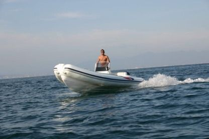 Rental RIB Italboat Selva 540 Sorrento