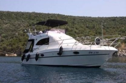 Rental Motorboat Galeon 333 Fly Cogolin