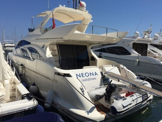 Rental Motorboat Azimut 55 Fly Beaulieu-sur-Mer