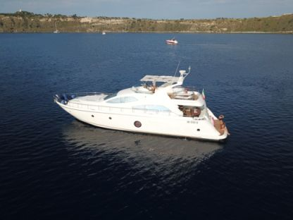 Rental Motorboat Aicon Marylin 64 Milazzo