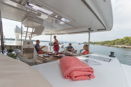 Fountaine Pajot Helia 44 Evolution in Seychelles for rental