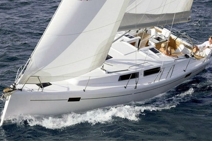 Rental Sailboat HANSE 385 Hurghada