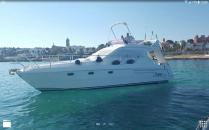 Rental Motorboat Raffaelli Typhoon Fly 38 Leuca