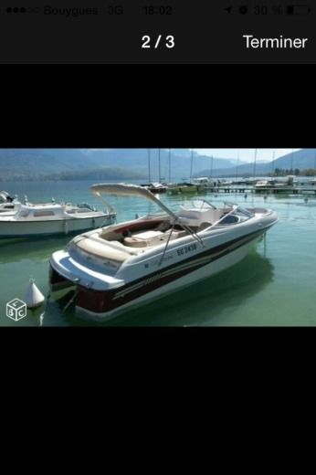 Gommone Four Winns 240 Horizon tra privati