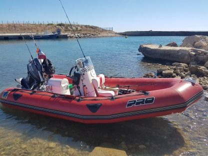 Location Semi-rigide Zodiac 4.70 Pro Istres