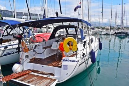 Charter Sailboat Bavaria 37 Cruiser New Kaštela