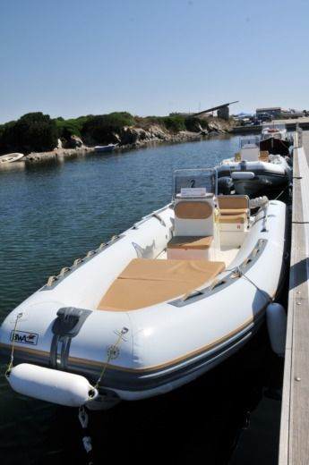Gommone Bwa 550 Limited Top Xsr Stintino da noleggiare