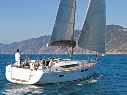 Rental Sailboat Jeanneau Sun Odyssey 519 Radazul