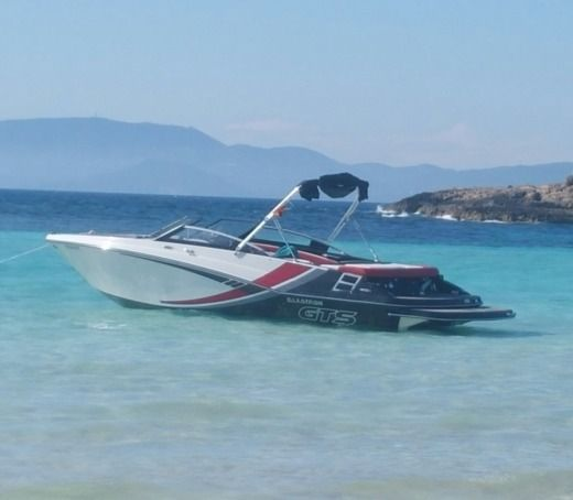 GLASTROM 225 GTS à Ibiza entre particuliers