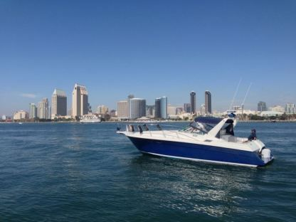 Charter Motorboat Wellcraft 3400 Gransport San Diego
