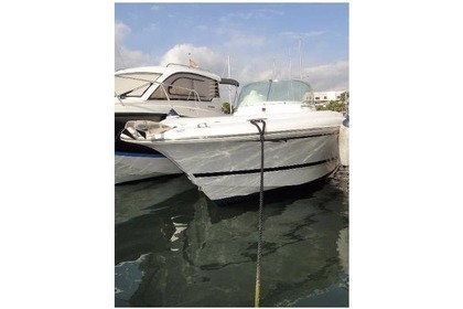 Charter Motorboat Sessa Key largo 25 Menorca