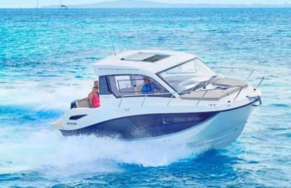 Charter Motorboat Quicksilver 7.55 Arzon
