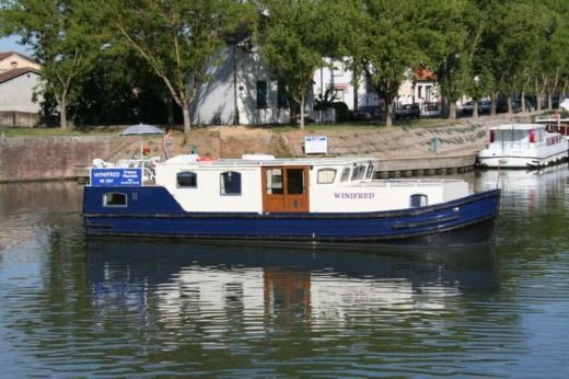 Location Péniche France Fluviale Euroclassic 139 Grand Cru Vermenton