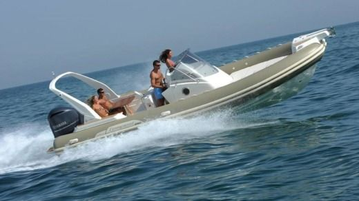 RIB Capelli Tempest 850 for hire