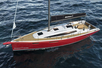 Hire Sailboat Dehler 38SQ Yerseke