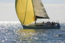 Sailboat Jeanneau Sun Odyssey 30I for rental