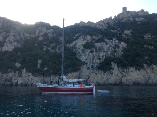 Sailboat Chantier De Carros Trireme 38 for hire