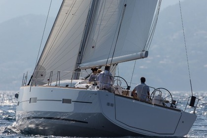 Hire Sailboat DUFOUR 460 Grand Large Portisco