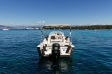 Kelt Marine 228 in Cannes for hire