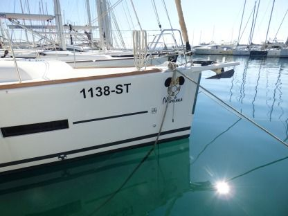 Rental Sailboat Dufour Grand Large 382 Kaštel Gomilica