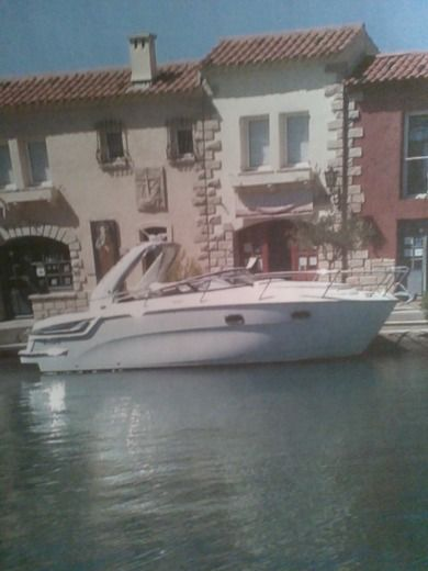 Charter motorboat in Cassis peer-to-peer
