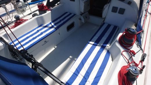 Location Voilier Beneteau First 40.7 Barcelone