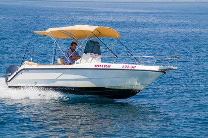 Rental Motorboat ELAN 20 CC Supetar