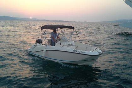 Hire Motorboat QUICKSILVER ACTIV 555 OPEN Biograd na Moru