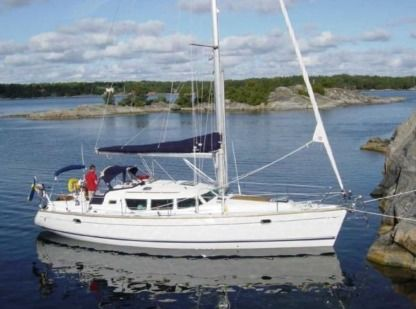 Rental Sailboat Jeanneau Sun Odyssey 40 Ds Six-Fours-les-Plages