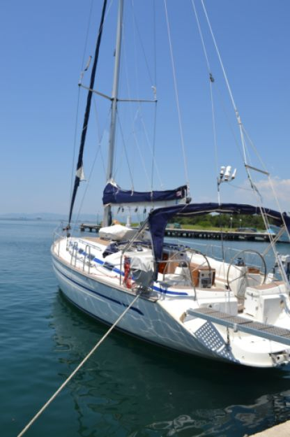 Charter Sailboat Bavaria 44 Keramoti