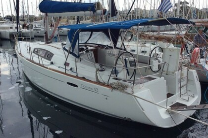 Charter Sailboat BENETEAU OCEANIS 43 Athens