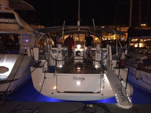 Sailboat Jeanneau 54 for rental