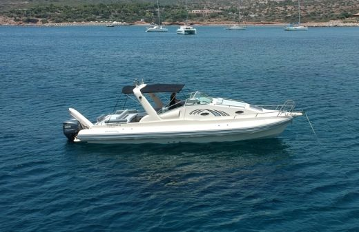 Oceanic Alegria 37 in Athens for hire