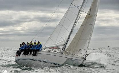 Charter Sailboat Jeanneau Selection 37 Brest
