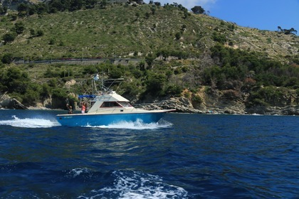 Rental Motorboat ARCOA 1080 FISHING Menton