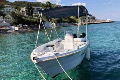 Rental Motorboat Marinco 2017 Corfu