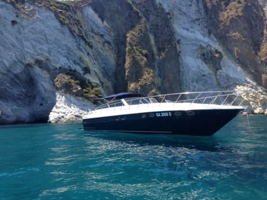 Motorboat Italcraft-Cantieri Navali Del Golfo Ipanema 54 for hire