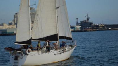 Miete Segelboot Custom Ketch San Diego