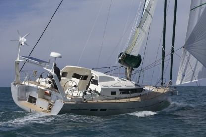 Charter Sailboat Garcia 45 Exploration Arzon
