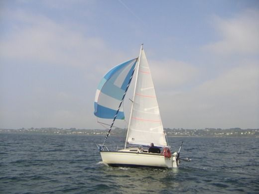 Sailboat Beneteau First 18