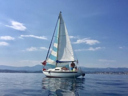 Rental Sailboat Cauvey Island Wing25 Villeneuve-Loubet