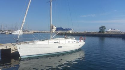 Charter Sailboat Beneteau Oceanis 361 Clipper Martigues